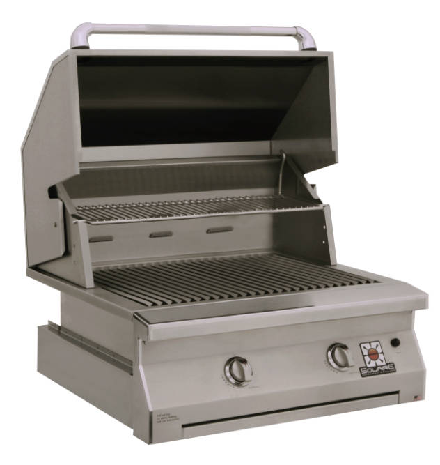 30? Solaire Infrared Grill