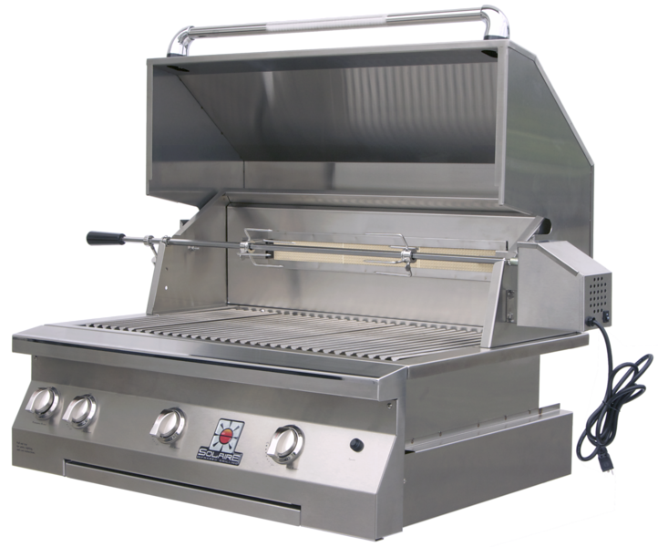 36? Solaire Infrared Grill