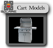 Solaire Infrared Cart Mounted Grills