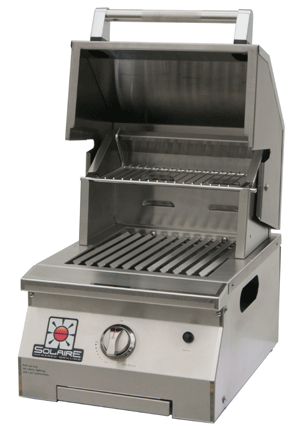 Solaire Accent Grill