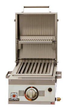 Solaire AllAbout Single Burner Portable Infrared Grill