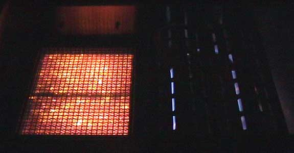 The Fireplace Professionals IRtest1 Solaire Infrared Grill