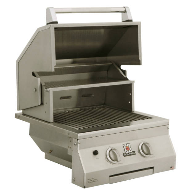 21? Solaire Infrared Grill