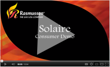 The Fireplace Professionals Demo-Video Solaire Infrared Grill