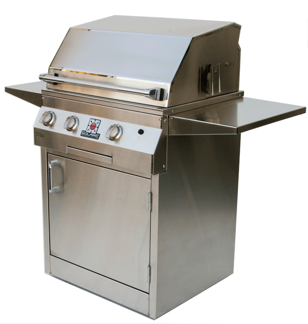 27″ Solaire Infrared Grill (IRBQ-27GXL)