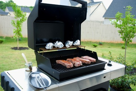 Portable Gas Grills The Ultimate Gadget for a Memorable Outdoor Event