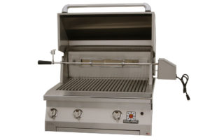Solaire AGBQ-30 built-in – with rotiss