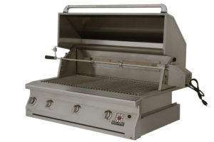 42″ Solaire Infrared Grill-- Built In