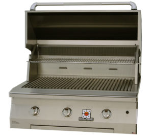 36″ Solaire Infrared Grill-- Built-In