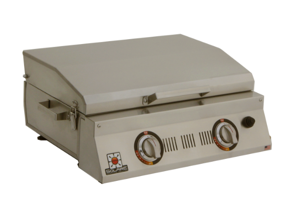 Solaire AllAbout Double Burner Portable Infrared Grill