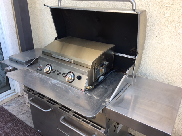 Solaire AllAbout 2 Burner Infrared Grill