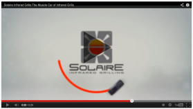 Solaire Grills-- The Muscle Car of Infrared Grills